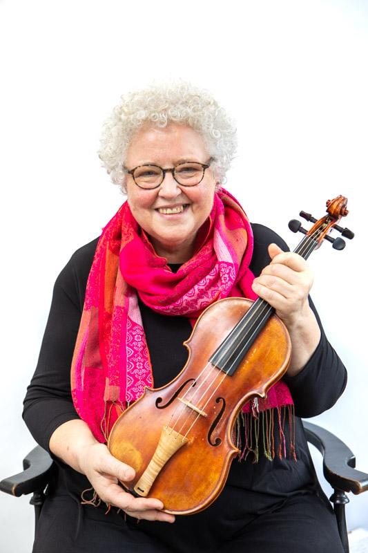Monica Huggett