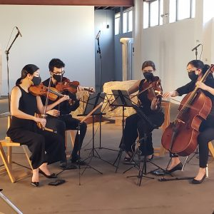 Argus Quartet: noise/SILENCE