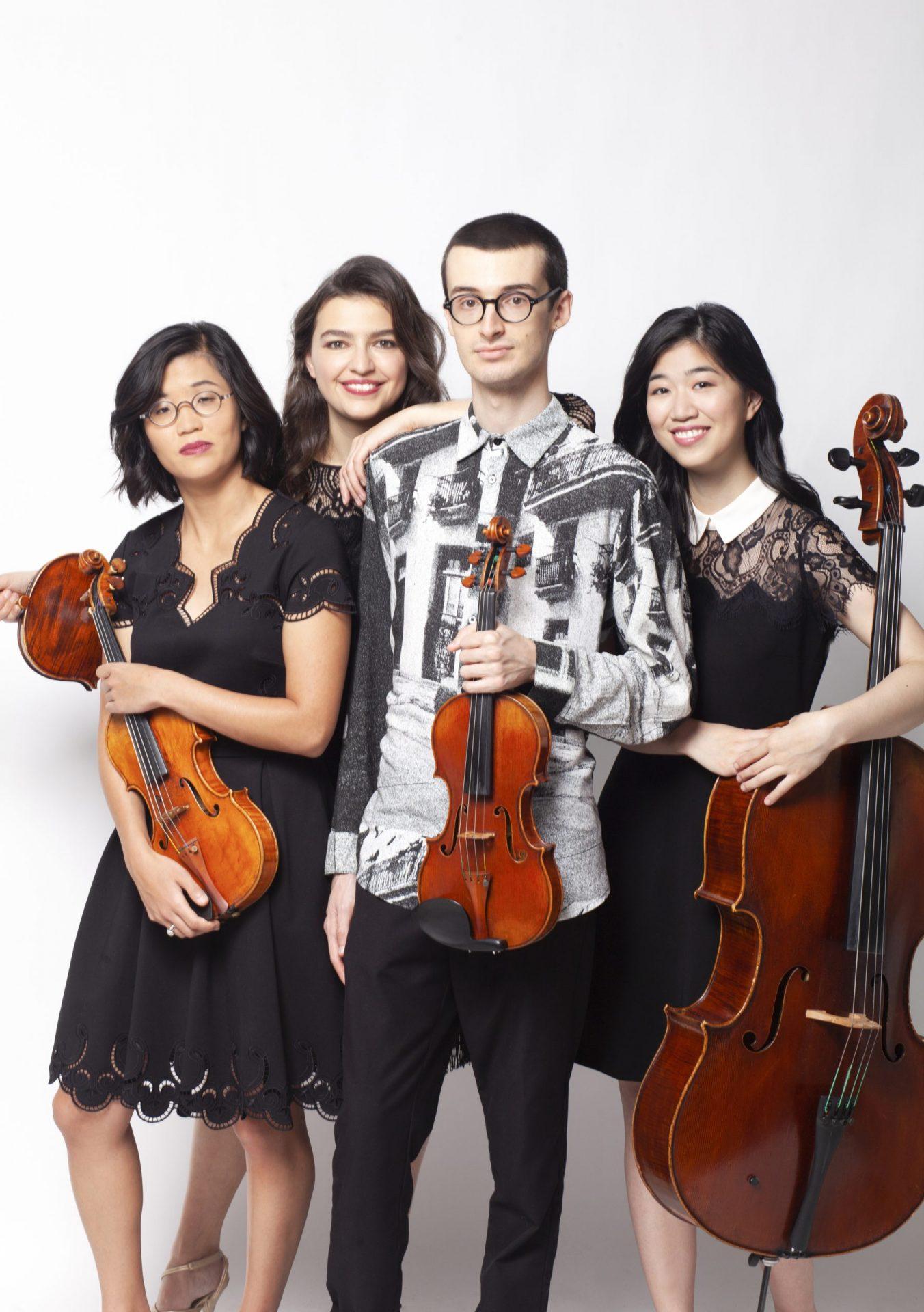 Argus Quartet by Jeffrey Hornstein
